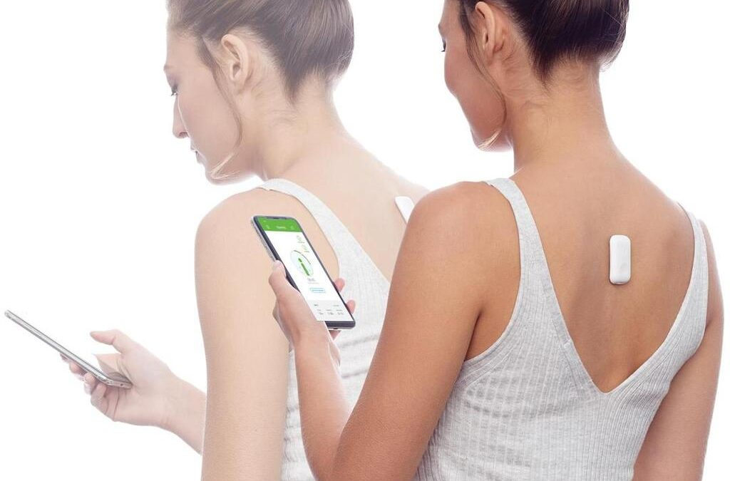 The Upright Go, posture and pain. We review the claims and evidence