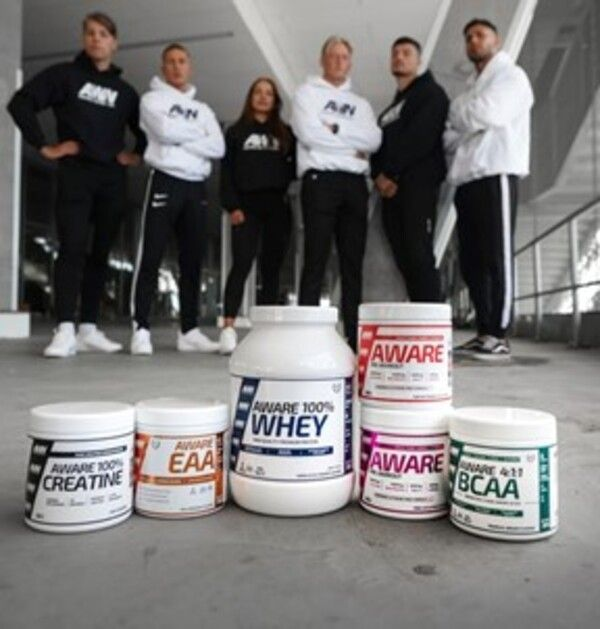 training supplements are popular