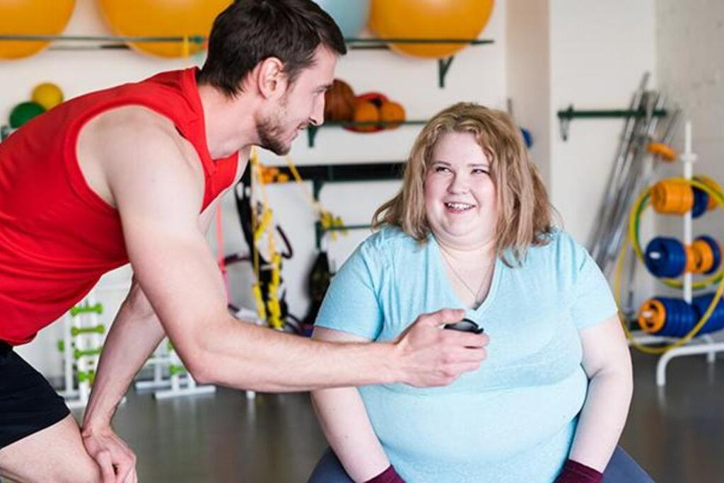 Your personal trainer has an obesity bias